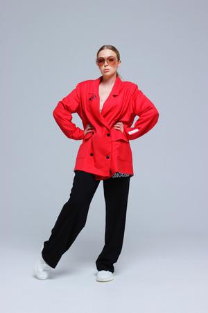 Фото №11 - «Хотелось бы поработать с Водяновой, Gucci, Милохиным»: как дизайнеры DNK прошли путь от хобби к успешному бренду