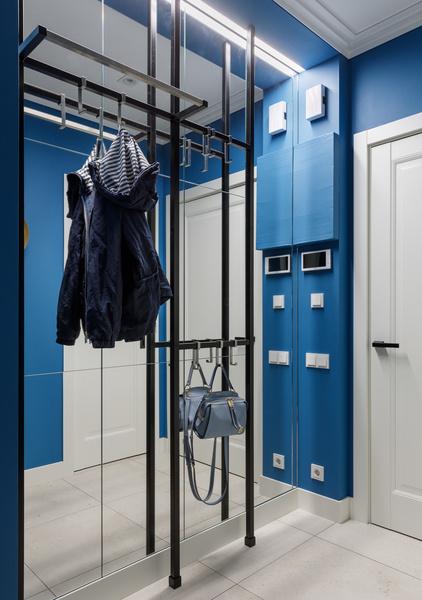 Фото №13 - Квартира молодой девушки в стиле mid-century modern 68 м²