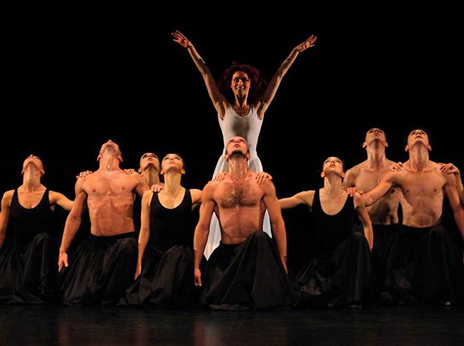 Фото №2 - Балерина Анастасия Медведева: «Современный танец - он про здесь и сейчас»