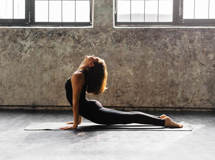 Фото №4 - На ковер: что нужно знать, отправляясь на йогу