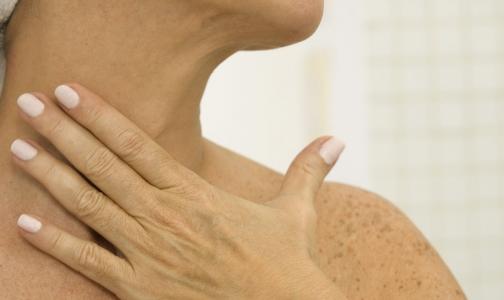 Фото №1 - Операция на щитовидной железе без разрезов и рубцов