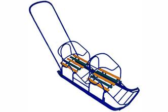 Фото №13 - Люби и саночки возить: как выбрать зимний транспорт для детей
