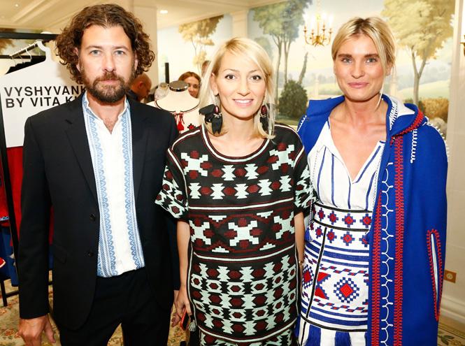 Фото №10 - Вечер Buro Fashion Forward Initiative в Париже