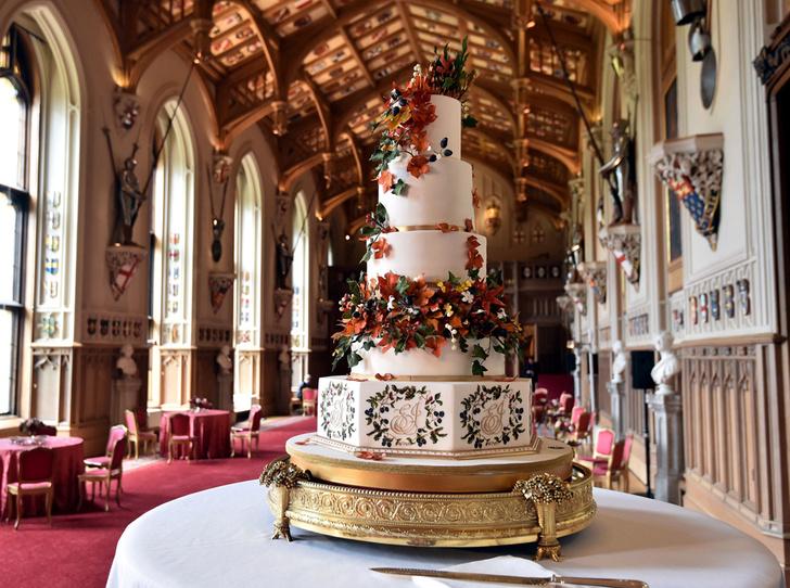 Фото №30 - Интересные факты о свадьбе принцессы Евгении и Джека Бруксбэнка