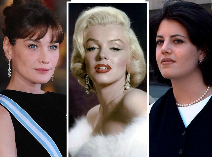Фото №1 - От Мэрилин Монро до Моники Левински: 5 самых известных любовниц президентов