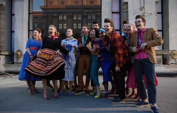 Фото №109 - Москва киношная: 125 культовых мест