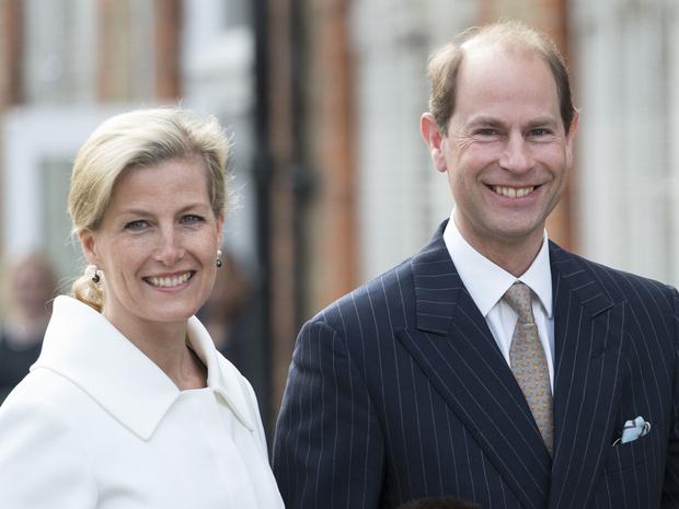 Фото №1 - Важный урок, который Софи и Эдвард Уэссекские вынесли из брака Дианы и Чарльза