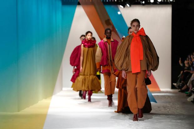 Фото №2 - Итоги Недели моды в Лондоне