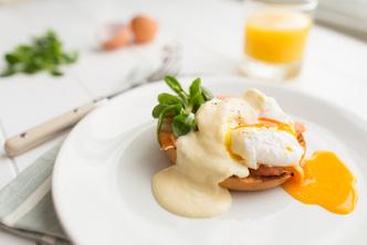 Фото №2 - Яйца по-французски. Рецепты повара Поля Бокюза