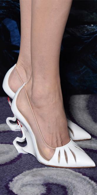 Фото №11 - Обувные бренды звезд, часть 1: Christian Louboutin, Jimmy Choo, Charlotte Olympia