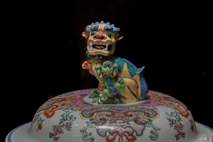 Фото №1 - Онлайн-экскурсия по экспозиции фондов Музея Востока на ВДНХ