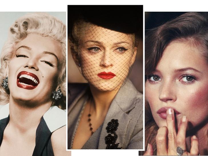 Фото №1 - От 1920-х до наших дней: как менялась мода на макияж губ за последние сто лет