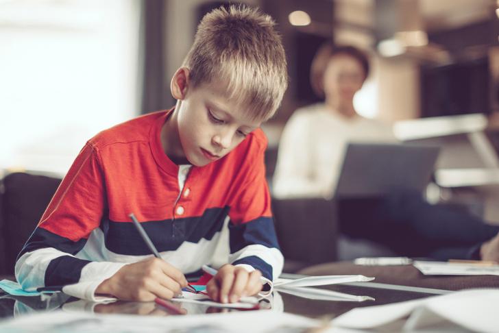Как приучить ребёнка делать уроки самостоятельно
