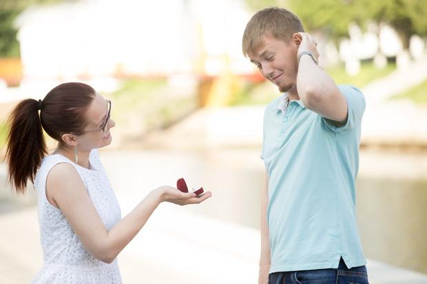 как объяснить мужчине что пора жениться