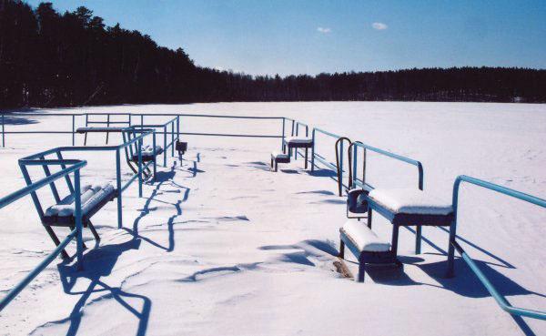 Фото №2 - Фазовый переход от зимы к лету
