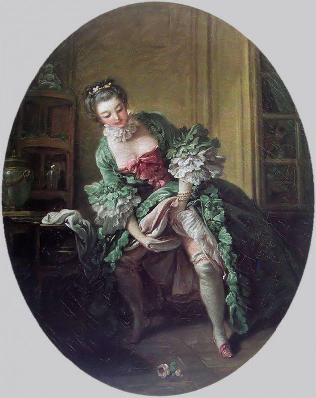 Фото №11 - Удивительные сексуальные нравы Галантного века во Франции