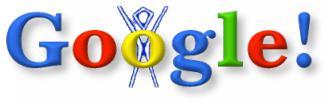 В 1998 году основатели Google Ларри Пейдж и Сергей Брин хотели оповестить пользователей о том, что они уехали на фестиваль Burning Man, который завершается сожжением огромной деревянной фигуры. Они поместили позади второй буквы O логотипа рисунок деревянного человечка, чтобы все знали, что они сейчас не в офисе. Так возникла идея украшать логотип в честь важных дат и праздников. Пользователи были приятно удивлены неожиданными переменами в простом логотипе. Поэтому в том же году в День благодарения на ней появилась индейка, а в октябре 1999 года на Хеллоуин вместо двух букв O в логотипе красовались тыквы. За этими дудлами последовали другие.