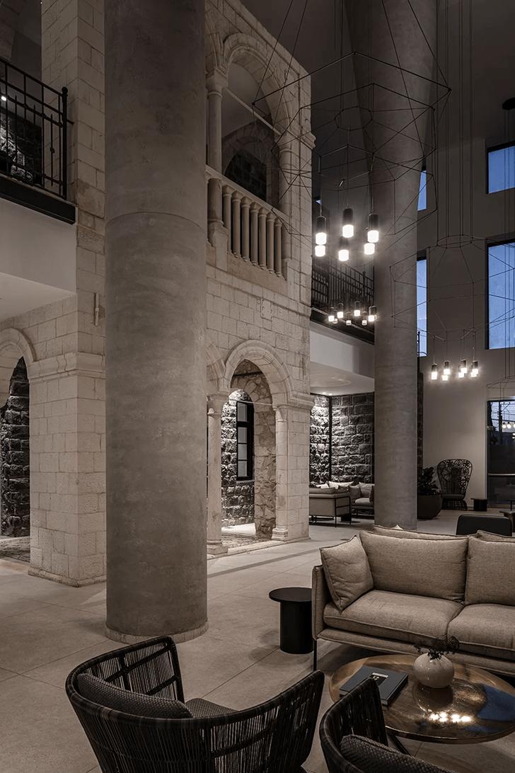 Фото №2 - Отель в здании времен Османской империи
