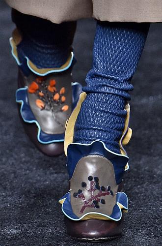 Фото №51 - Самая модная обувь сезона осень-зима 16/17, часть 1