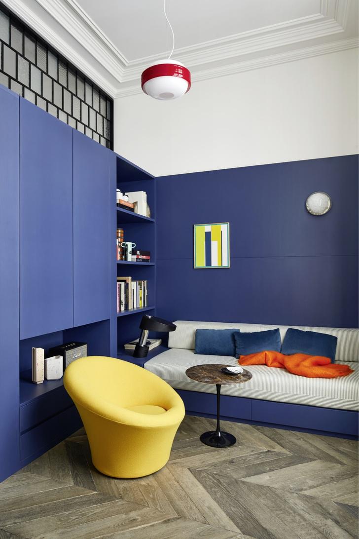 Фото №12 - Квартира в Париже по дизайну Humbert & Poyet