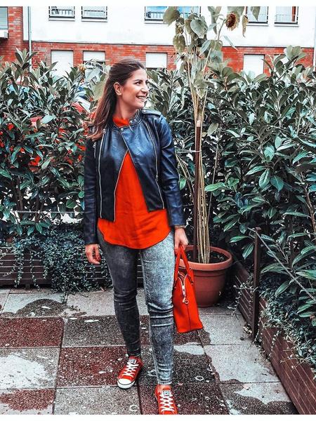 Фото №7 - С чем носить кеды осенью 2020: 10 модных идей