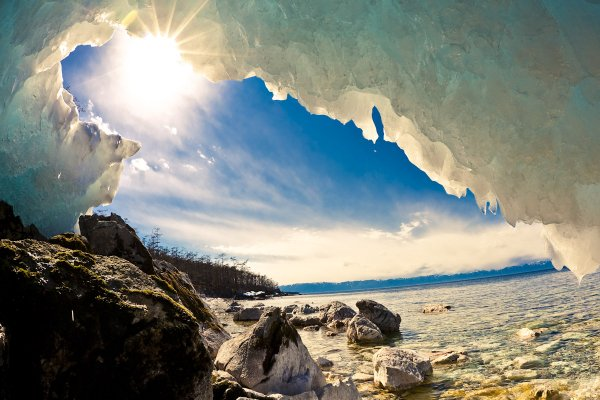 Фото №1 - Фазовый переход от зимы к лету