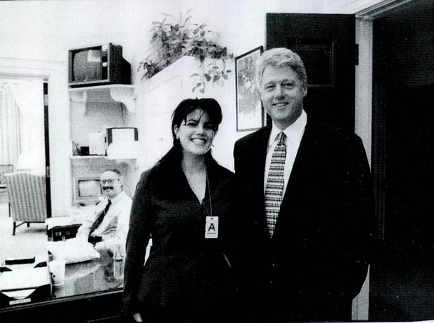 Фото №3 - «Это было ужасно»: Билл Клинтон впервые высказался о секс-скандале с Моникой Левински