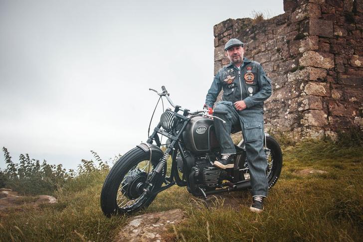 Фото №4 - Ирбитский блюз: история легендарного советского мотоцикла «Урал»