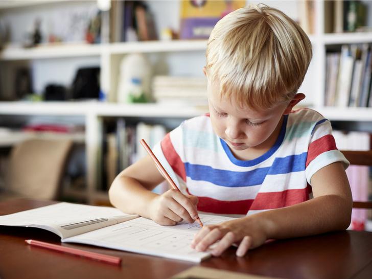 Фото №3 - Как научить ребенка писать без ошибок