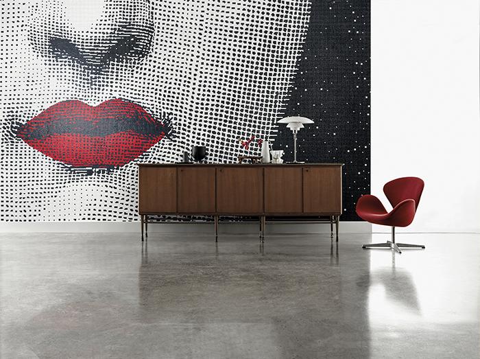 Фото №10 - Bisazza Fornasetti: совместный проект двух легендарных брендов
