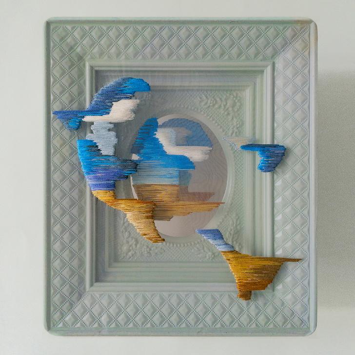 Фото №2 - «Ты не одна»: благотворительная выставка современных художниц в галерее Lazy Mike