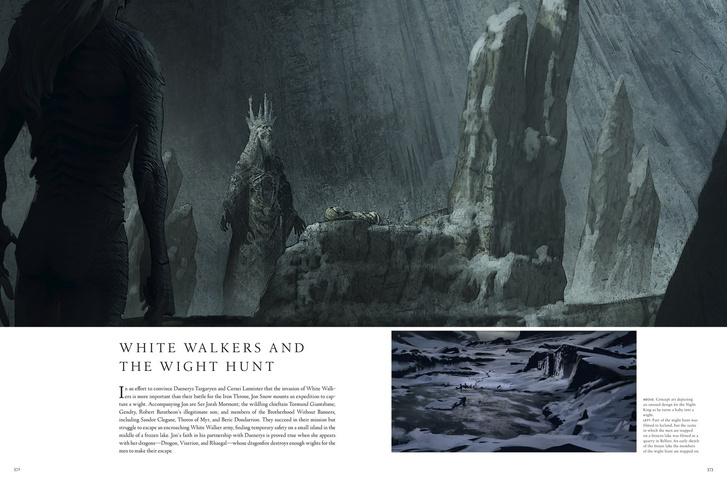 Фото №3 - Вот как изначально должен был выглядеть Король Ночи в «Игре престолов»