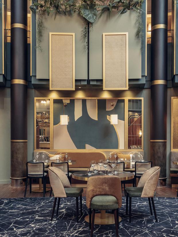 Фото №17 - Яркий дизайн-отель в Париже