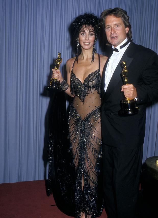 Фото №8 - Лучшие платья «Оскара». 1980-е