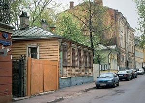 Фото №3 - Москва деревянная