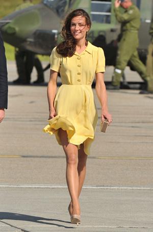Фото №42 - Любимые бренды одежды герцогини Кембриджской