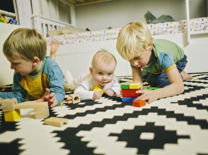 Фото №4 - 10 способов превратить обычную комнату в уютную детскую