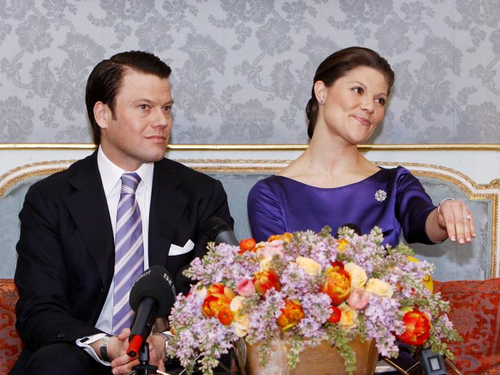 Фото №4 - 10 простых и романтичных предложений руки и сердца от королевских особ