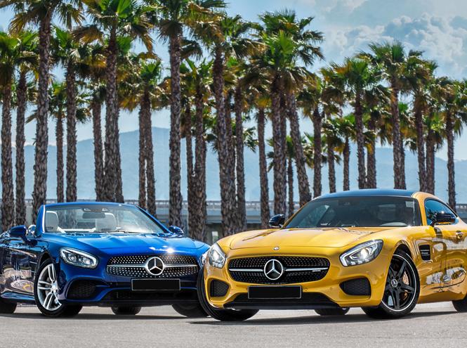 Фото №2 - Однодневные туристические программы по региону Сочи за рулем Mercedes-Benz