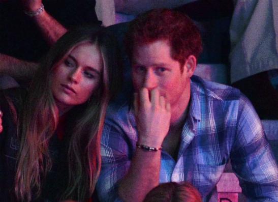 Фото №1 - Принц Гарри расстался с Крессидой Бонас?