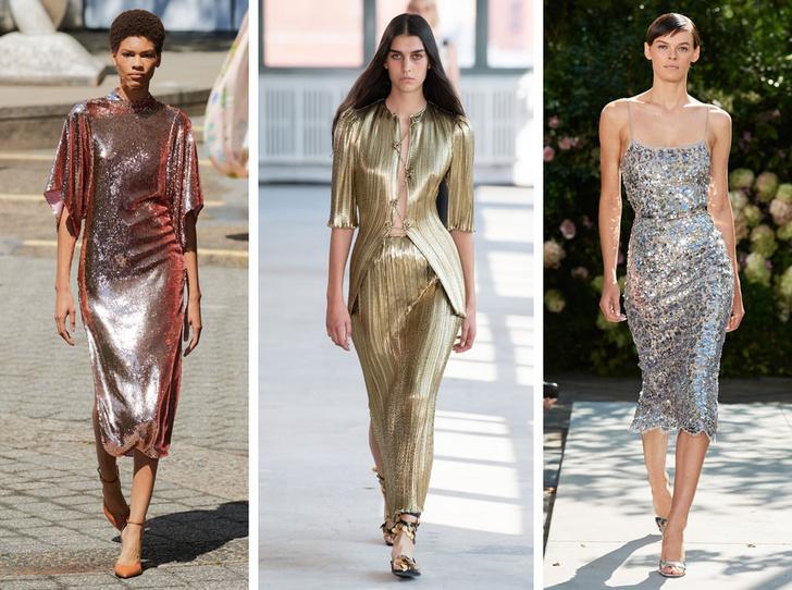 Фото №7 - Тренды весны и лета 2022 с Недели моды в Нью-Йорке