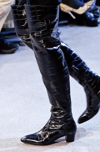 Фото №21 - Самая модная обувь сезона осень-зима 16/17, часть 2