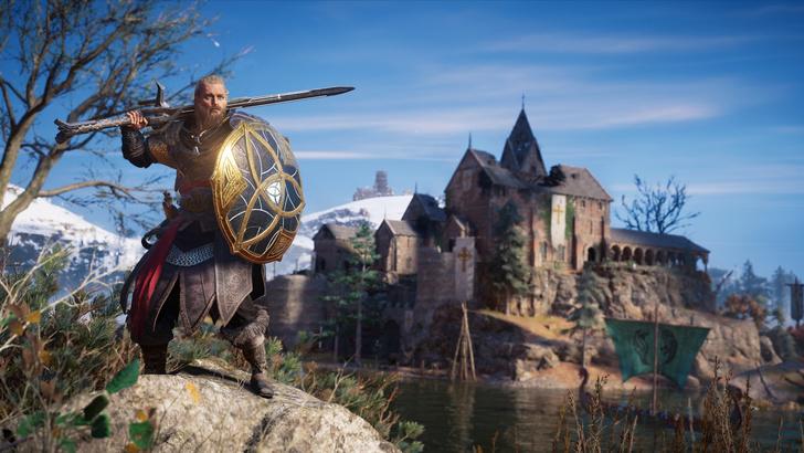 Фото №5 - Проживи легендарную сагу о викингах: «Assassin's Creed Вальгалла» уже доступна