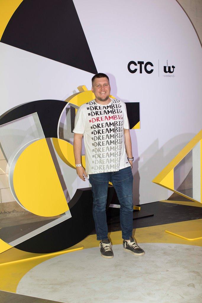 Фото №4 - Звезды СТС провели комедийное шоу на «Хлебозаводе»