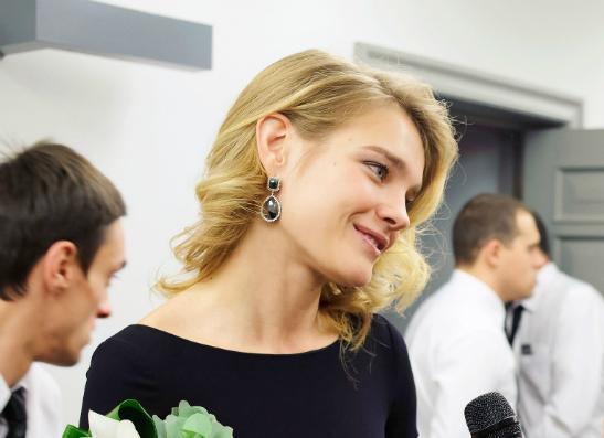 Фото №1 - Наталья Водянова приглашает к участию в модном конкурсе