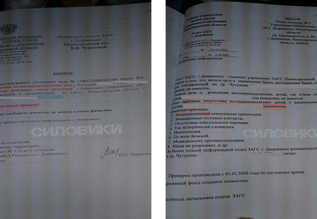 Фото №1 - В Дзержинске полиция потребовала от ЗАГСа объяснений, почему у местного жителя нет детей
