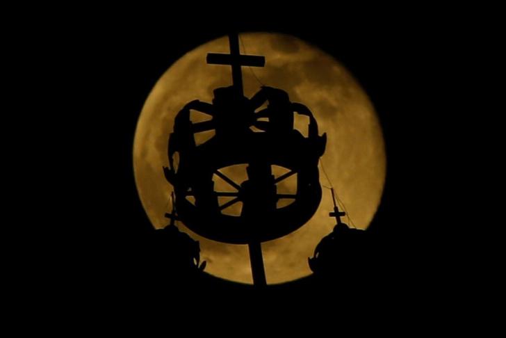 Фото №1 - Первое лунное затмение года