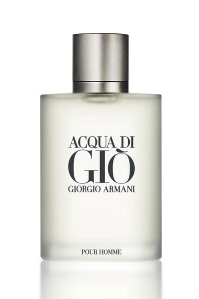 Туалетная вода Acqua di Gio, Giorgio Armani