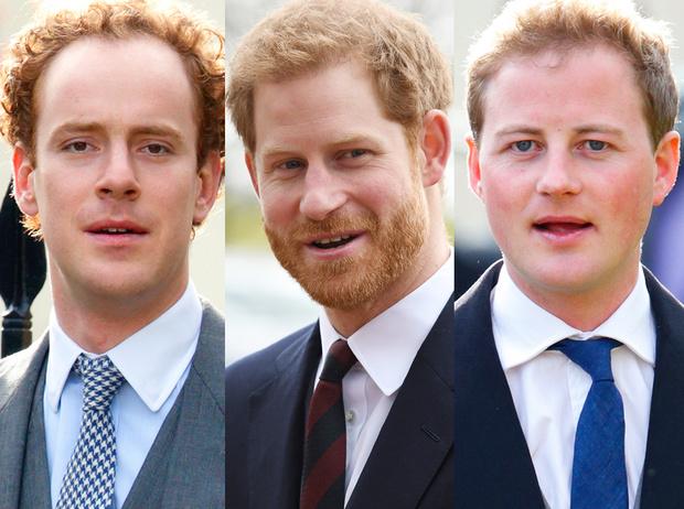 Фото №1 - Друзья принца Гарри, с которыми вряд ли поладит Меган Маркл