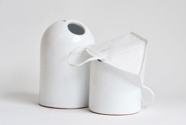 Фото №2 - Дизайнерский контейнер для медицинских масок